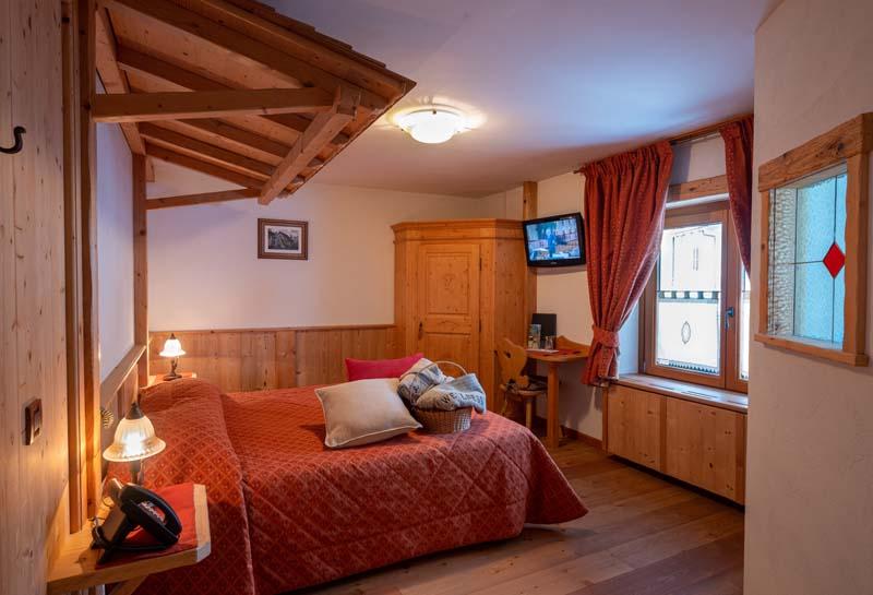 camere hotel carnia