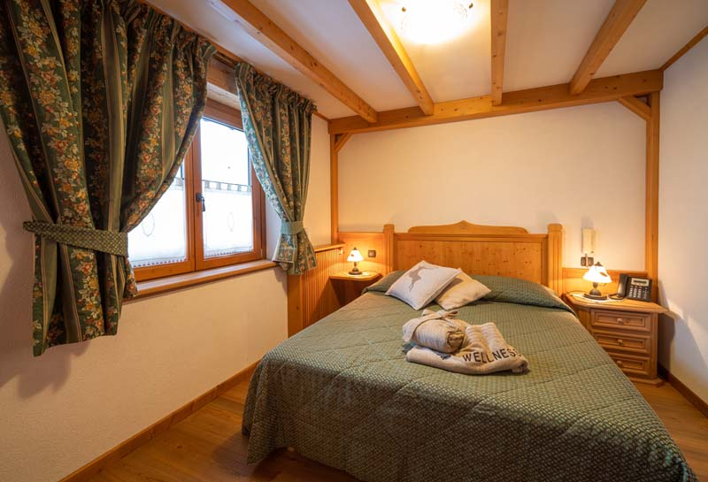 camere albergo carnia