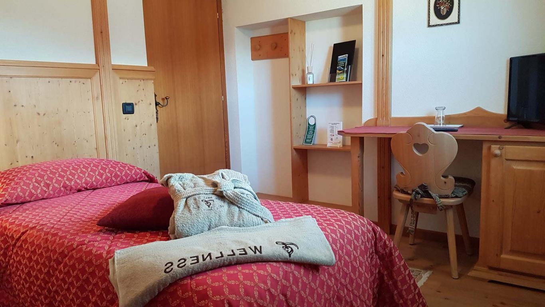 stanze albergo carnia
