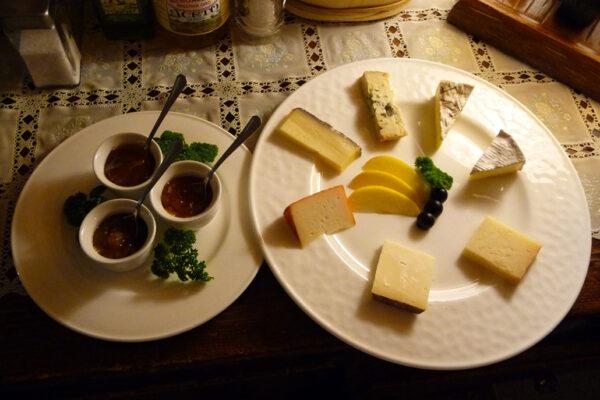 formaggi della carnia