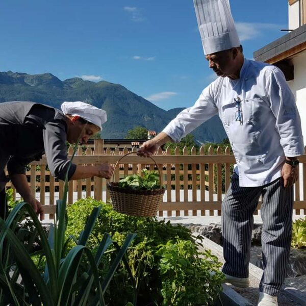 ristorante tipico carnia frascaverde orto