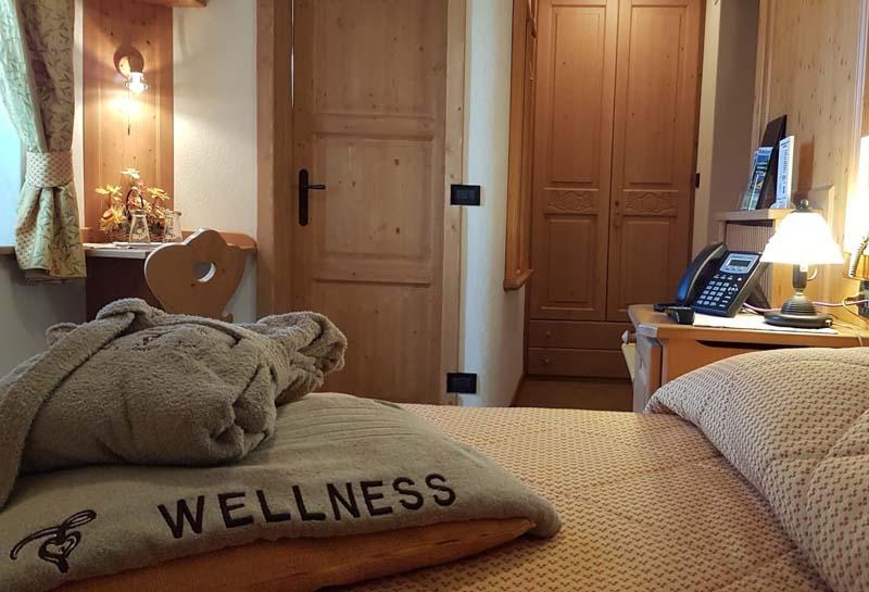hotel stanza carnia